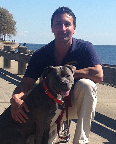 Michael Konstantaras dog training Fairfield County, CT. Life of the Dog Service Guarantee.
